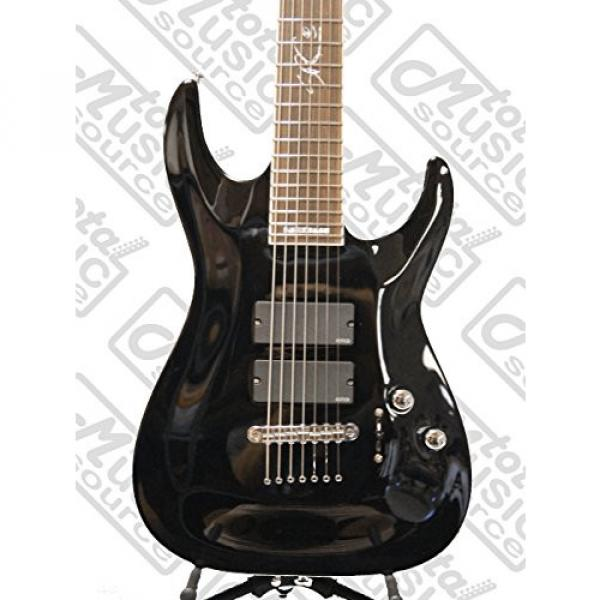 ESP LTD SC-607B Stephen Carpenter Baritone Guitar, Tuner & Polishing Cloth #3 image