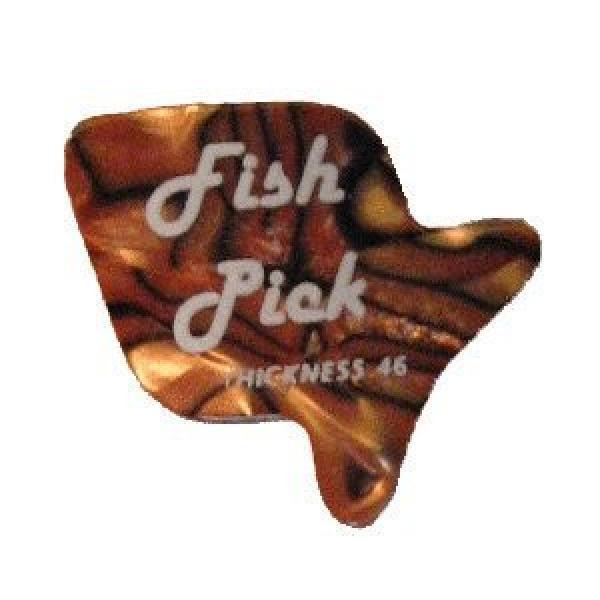 Fishpick Guitar Picks - 12 Pack #7 image