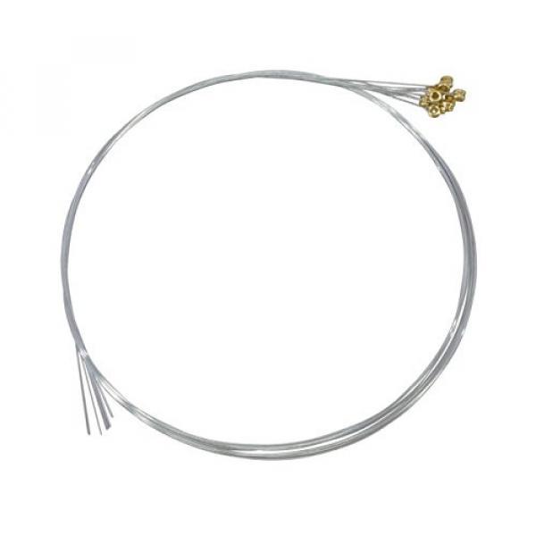 Plain Steel Strings, Ball Ends, Pack Of Twelve, .020 #1 image