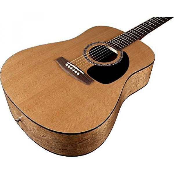 Seagull Acoustic Solid Cedar Top S6 Dreadnought Size #029396 w/Stand & More #6 image
