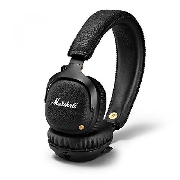 Marshall MID Bluetooth Headphones, Black #1 image