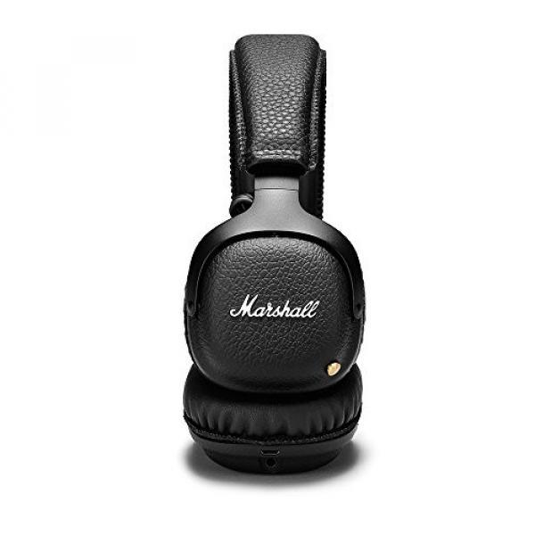 Marshall MID Bluetooth Headphones, Black #2 image
