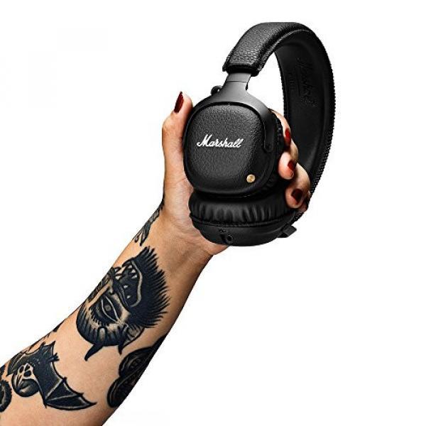 Marshall MID Bluetooth Headphones, Black #5 image
