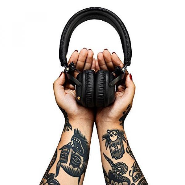 Marshall MID Bluetooth Headphones, Black #6 image