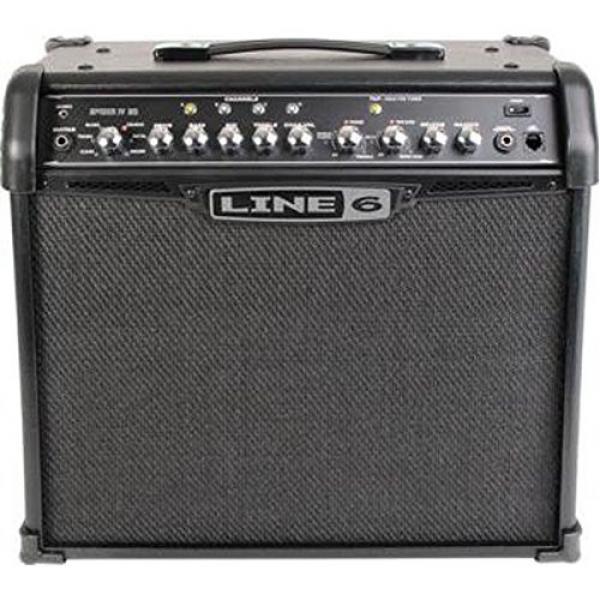 [DISCONTINUED] Line 6 Spider IV 30 30-watt 1x12 Modeling Guitar Amplifier #1 image