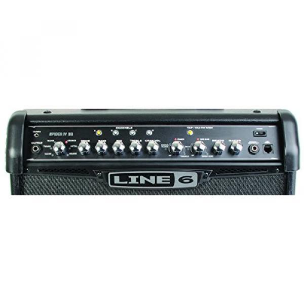 [DISCONTINUED] Line 6 Spider IV 30 30-watt 1x12 Modeling Guitar Amplifier #2 image