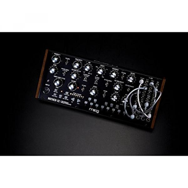 Moog Mother-32 Semi-Modular Eurorack Analog Synthesizer and Step Sequencer #3 image