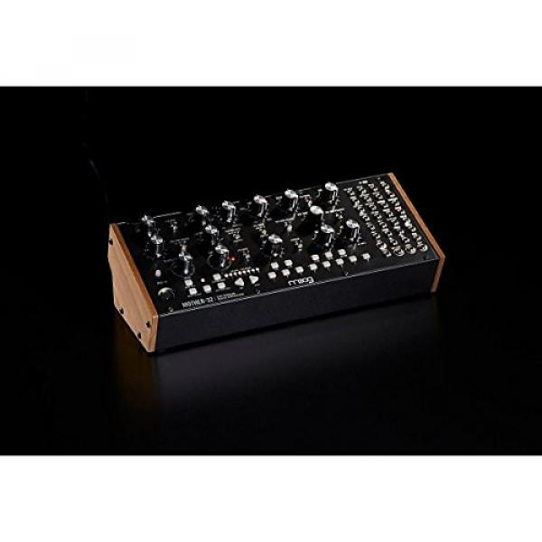 Moog Mother-32 Semi-Modular Eurorack Analog Synthesizer and Step Sequencer #4 image