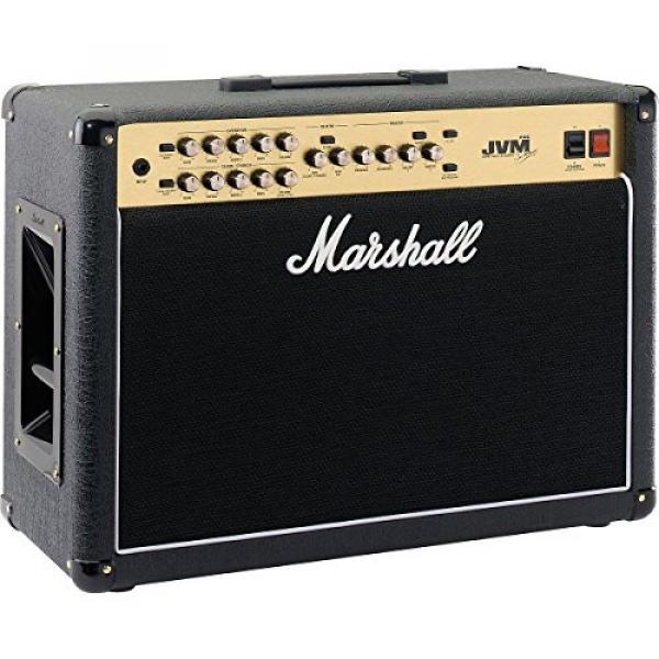 Marshall JVM M-JVM210C-U Combo Guitar Amplifier #2 image