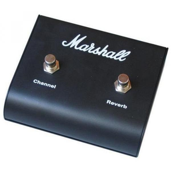 Original Marshall Footswitch, Two Button (Channel, Reverb) #1 image
