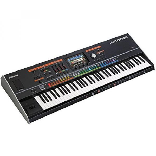 Roland Jupiter-80 Live Synth w/USB & MIDI-76 Key - New #1 image