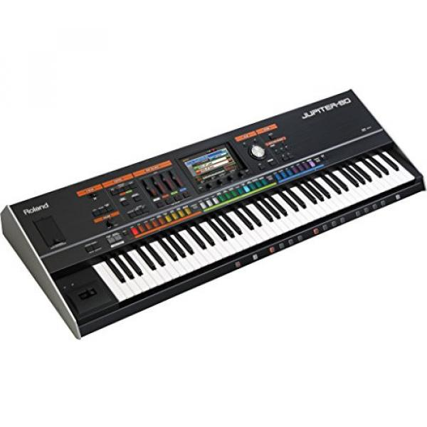 Roland Jupiter-80 Live Synth w/USB & MIDI-76 Key - New #3 image