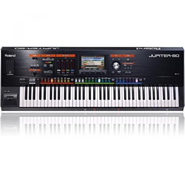 Roland Jupiter-80 Live Synth w/USB & MIDI-76 Key - New #4 image