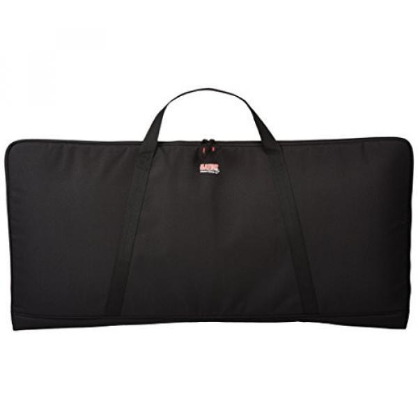 Gator Cases GKBE-61 61 Note Black Economy Keyboard Bag #1 image