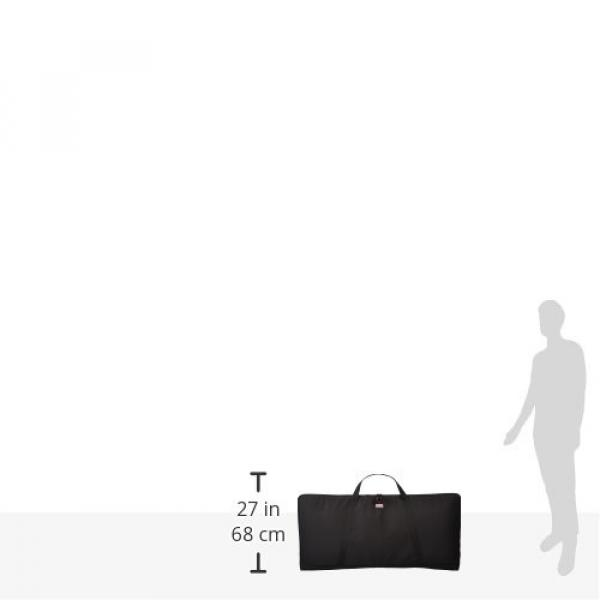 Gator Cases GKBE-61 61 Note Black Economy Keyboard Bag #7 image