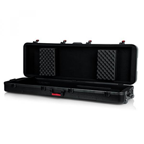 Gator Cases GTSA-KEY88SL 88 Note Slim Workstation, Synth, or Keyboard Case #3 image