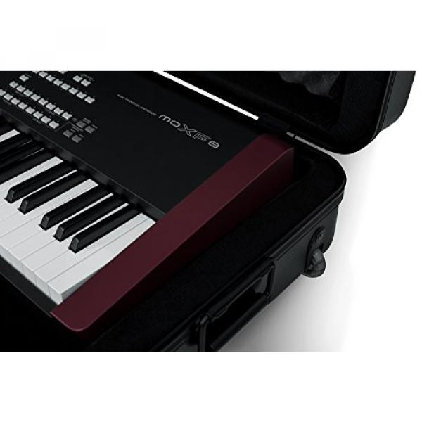 Gator Cases GTSA-KEY88SL 88 Note Slim Workstation, Synth, or Keyboard Case #4 image
