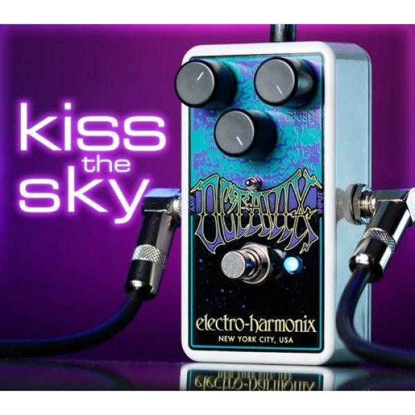 Electro-Harmonix Octavix Octave Fuzz Pedal #2 image