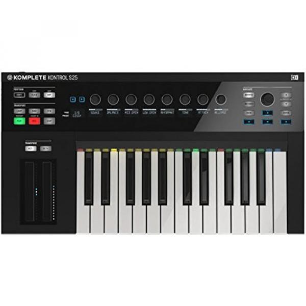Native Instruments Komplete Kontrol S25 Controller Keyboard #1 image