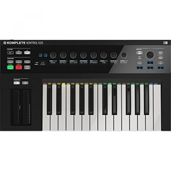 Native Instruments Komplete Kontrol S25 Controller Keyboard #3 image